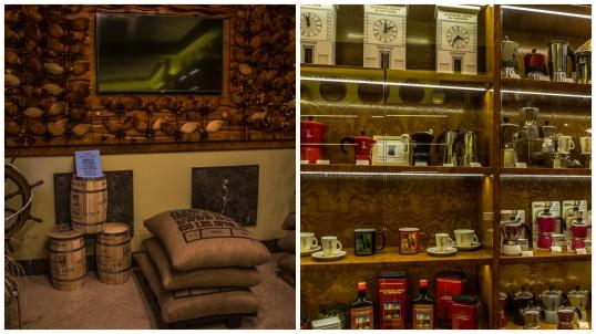 La casa del caffee - 1