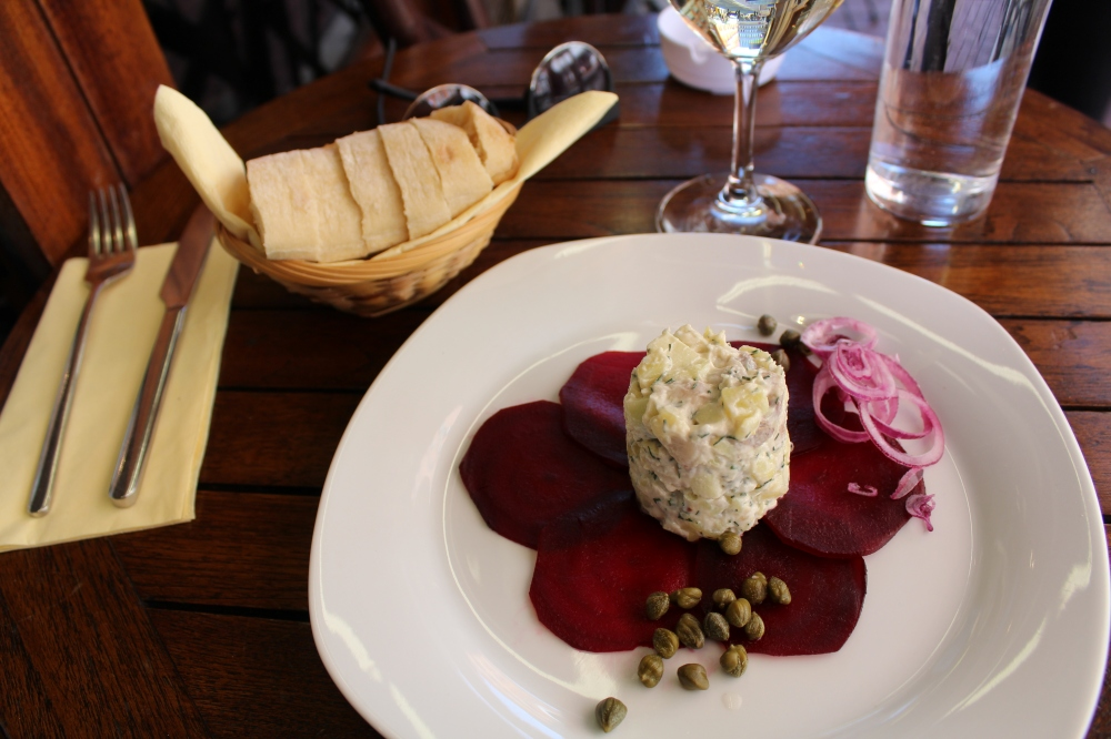 Olesyas Wine Bar and Bistro